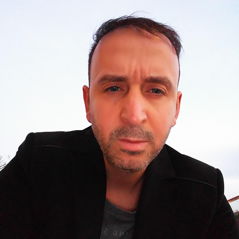 photo of the screenwriter